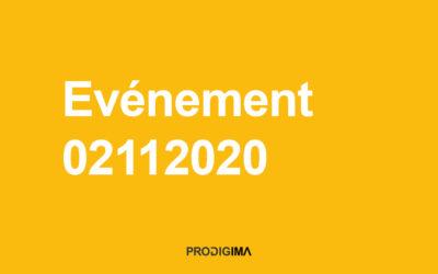 Evènement 02112020