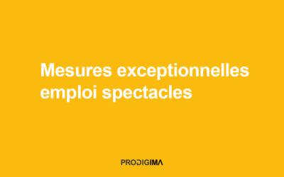 Mesures exceptionnelles pole emploi spectacles – pour les intermittent•e•s